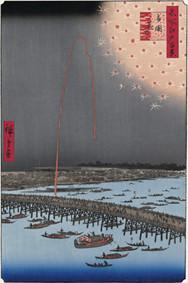 Hiroshige_ryogouhanabi
